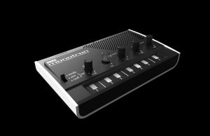 Korg Monotron 3D Render by Yabbus23