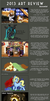 2013 Art Review by Acesential