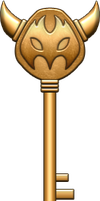 ALTTP Big Key by BLUEamnesiac