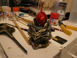 MG Sinanju WIP 3 by Lord-Plankton