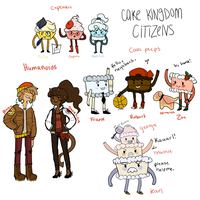 Introducing some citizens by AskCherilee