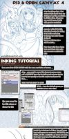inking tutorial by YuRRa