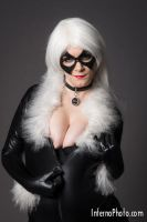 Black Cat - Unzipped by Kyatto