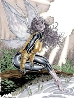 X-Men's PIXIE Commission 01 by John-Stinsman