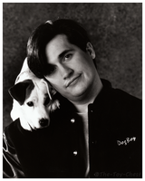 Wishbone Press Photo - Larry Brantley by The-Toy-Chest