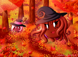 Autumn Breeze by cutekirby
