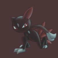 Sneasel - Palette Challenge by Rabid-Fangirl212