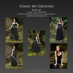 Pack 143 Stand My Ground by Elandria