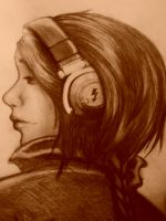 listening to music by mufflifant