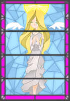 Stained glass by jiaqian02