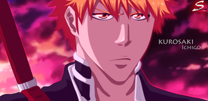 .: Bleach 479 - Ichigo :. by Neee-san