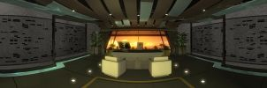 Montreal - Picus TV Office 404 Panorama by DART-A