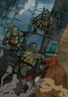 Tmnt by Ultrafpc