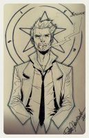 Constantine sketch by elena-casagrande