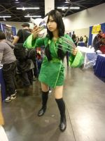 WONDERCON '12: Teen Titans Cheshire by Tehodda