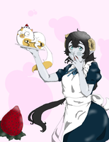 It's.... Cake? by AbominalSnowDemon