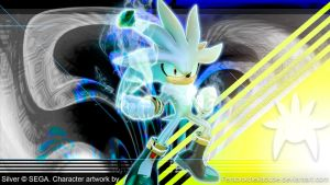 Silver the Hedgehog [84] by Light-Rock