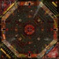 Slaughterball - Team Carnage Home Arena by TomEdwardsConcepts