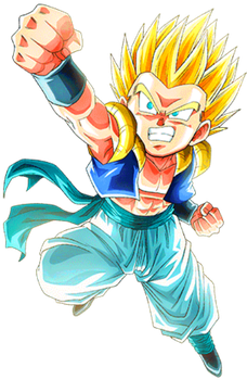 Gotenks SS1 by alexiscabo1