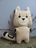 Eco-friendly, Snow Leopard by mypetmoon