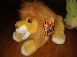 Tagged Simba Roaring Puppet! by Daniellee14