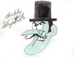 Snidely Whiplash by Dynamoe