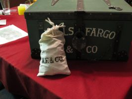 Bank Bags by Craftsman107