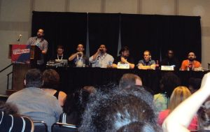 NYCC '12: Archie Action Hour Panel by PanicPagoda