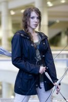 Katniss Everdeen 04 by thirdstop
