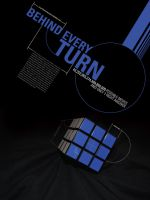 Rubiks Cube Poster 03 by ThisWeeksFeature