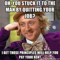 Condescending Wonka by anj100