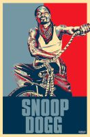 Snoop Dogg by DemircanGraphic