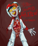 Turbo gore by Blindekindje