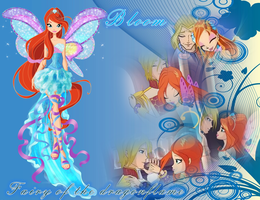Bloom Winx by Winxdigitalclubworld