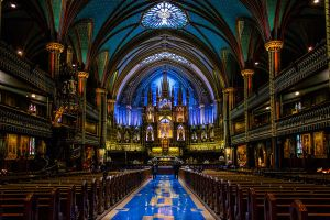 Notre Dame, Montreal 2 by nigel3