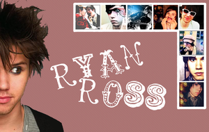 ryan ross wallpaper by thunderrxstorm