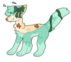 DRAW TO ADOPT WATER DOG, ENDED, WINNER ANNOUNCED by alfeddy