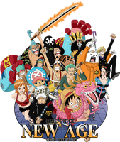 One Piece - New Age by SergiART