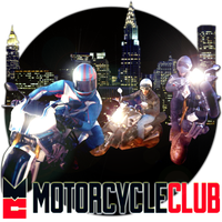 Motorcycle Club by POOTERMAN