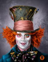Mad Hatter by jaquesmorgan