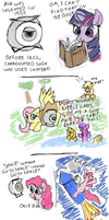 My Little Personality Core by bibliodragon