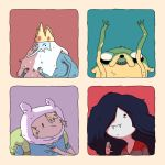 Adventure Time Fan Art Again. by JojoEmmet