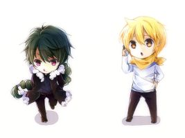 Stress Reliever Crossover Cheebs by Kuri-Nii
