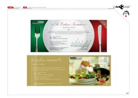 CIMB Invitation Card by mushroomstick2