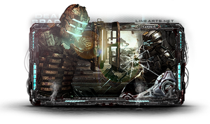 Dead Space by iPauloDesigner