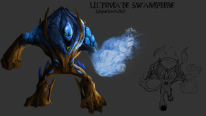 Real life Ultimate Swampfire by XxdrummerxX