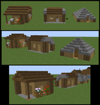 Operation: Small Houses by SGT-Alix-MC