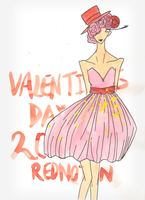Valentine's Day 2010 by rednotion