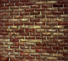Red Brick Series - 1 by Delia-Stock