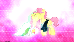Wallpaper - The Essesnce of Love by AntylaVX